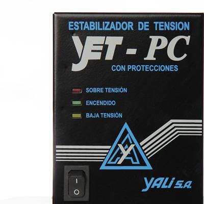 Estabilizadores automáticos de Tensión para PC
